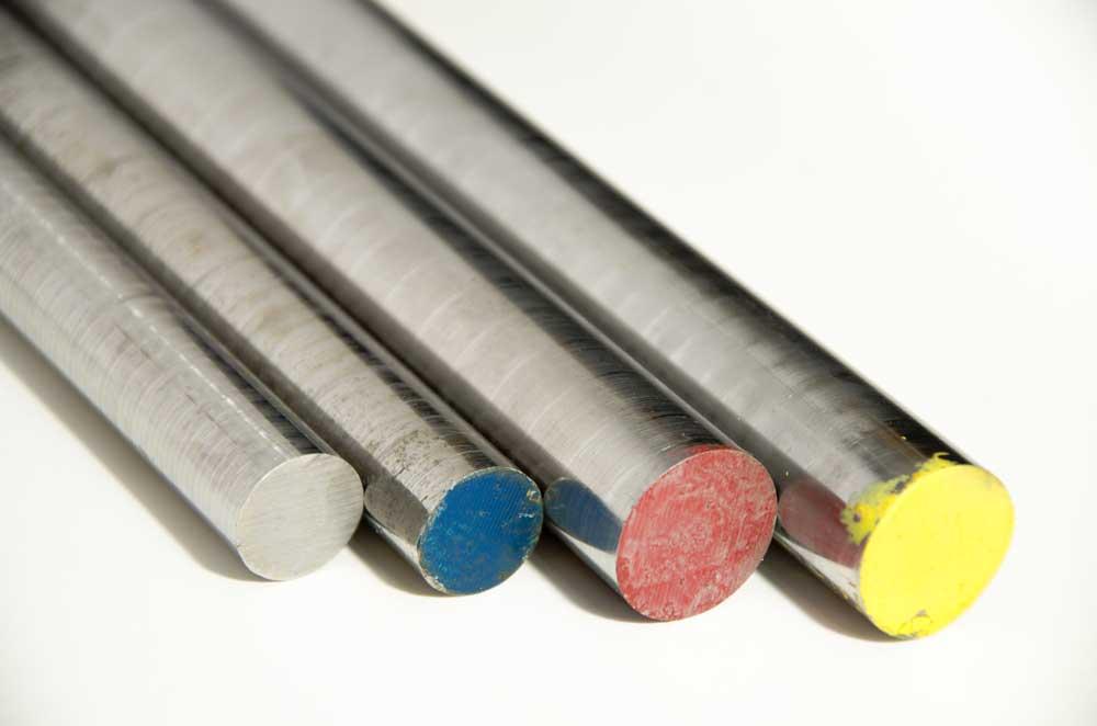Tool Steel Rounds Assorted Grades