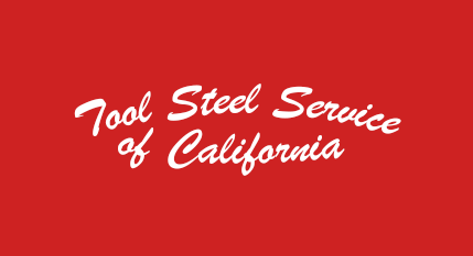 Tool Steel Service California Location Logo