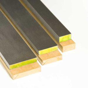 O1 Knife Steel Precision Ground Flat Stock (Standard)