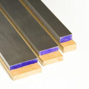 D2 Precision Ground Flat Stock (Oversize)