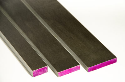 4140 HT Precision Ground Flat Stock Bars