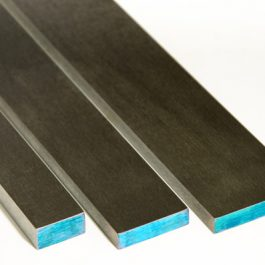 410 Stainless Steel Ground Flat Stock